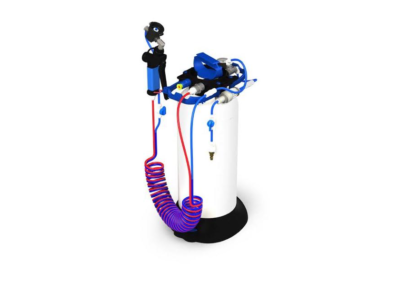 Air Powered Portable Mist Unit, 10 Liter